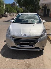 Foto venta Auto usado Peugeot 208 Allure 1.5 NAV (2014) color Gris Aluminium precio $350.000