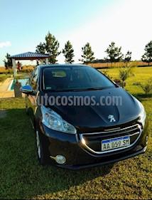 Foto venta Auto usado Peugeot 208 Allure 1.5 NAV (2018) color Negro Perla precio $380.000