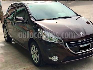 Foto venta Auto usado Peugeot 208 Allure 1.5  (2016) color Rouge Noir precio $410.000