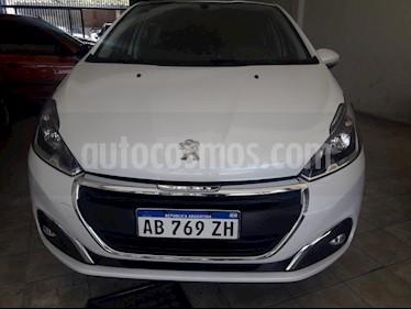 Foto venta Auto usado Peugeot 208 Allure 1.6  (2017) color Blanco precio $290.000