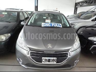 Foto venta Auto Usado Peugeot 208 Allure 1.6  (2013) color Gris Oscuro precio $310.000