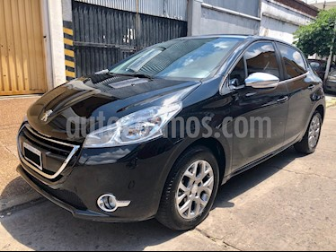 Foto venta Auto Usado Peugeot 208 Allure 1.6  (2015) color Negro Perla precio $379.000