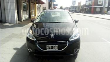 Foto venta Auto usado Peugeot 208 Allure 1.6  (2013) color Negro precio $322.000