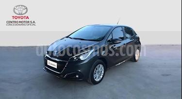 Foto venta Auto usado Peugeot 208 Allure 1.6  (2019) color Gris Oscuro precio $610.000