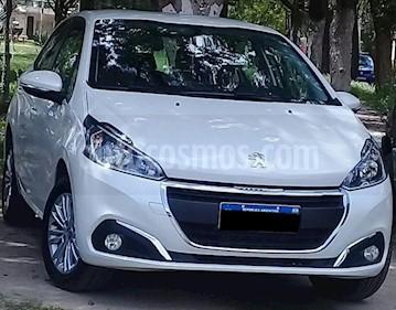 Foto venta Auto usado Peugeot 208 Allure 1.6  (2018) color Blanco precio $518.000