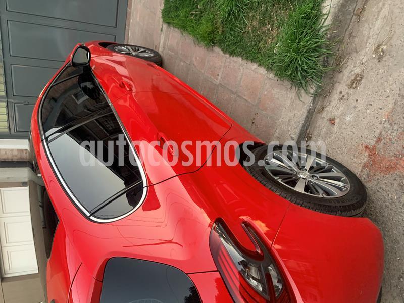 Peugeot 208 Feline 1.6 usado (2018) color Rojo precio $1.160.000