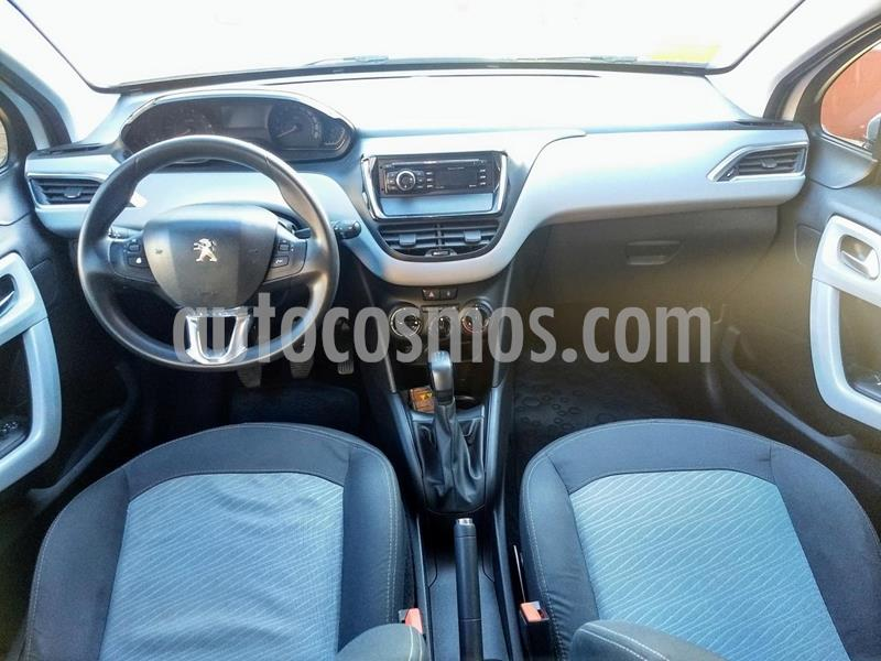 Peugeot 208 1.5 N 8v Allure (90cv) usado (2015) color Blanco precio $1.090.000