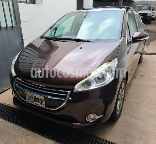 Peugeot 208 Feline 1.6 Pack Cuir usado (2015) precio $820.000