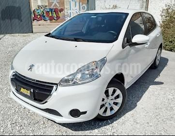 Peugeot 208 Allure 1.5 NAV usado (2014) color Blanco precio $285.000