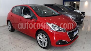 Peugeot 208 Urban Tech 1.6 Edicion Limitada usado (2019) color Rojo precio $844.000