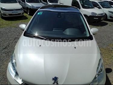 Peugeot 208 GT 1.6 THP usado (2019) color Blanco precio $495.000