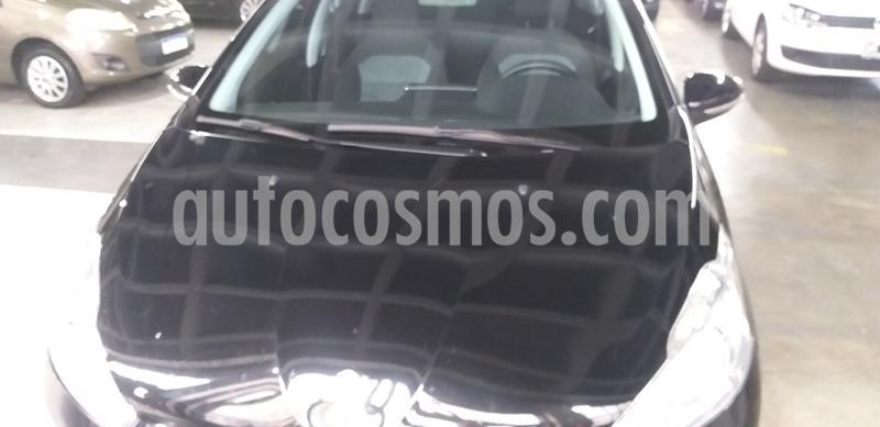 Peugeot 208 Allure 1.6  usado (2015) color Negro Perla precio $999.999