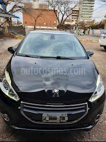 Peugeot 208 Feline 1.6 Pack Cuir usado (2014) color Negro Perla precio $680.000