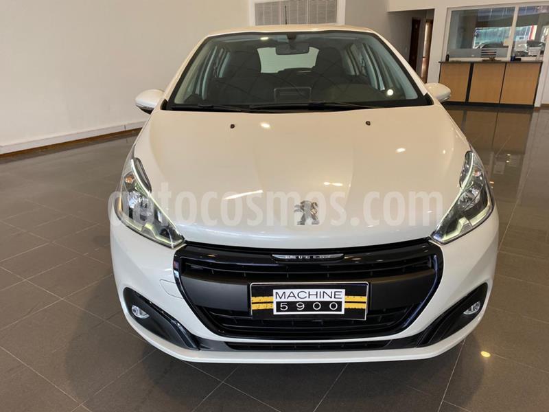 Peugeot 208 Allure 1.6 nuevo color Blanco precio $1.465.000
