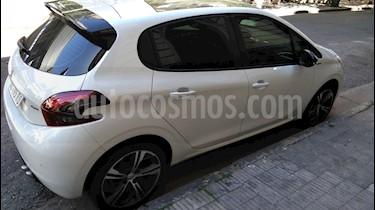 Peugeot 208 GT 1.6 THP usado (2018) color Blanco Nacre precio u$s14.000