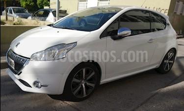Peugeot 208 XY 3P usado (2014) color Blanco precio $770.000