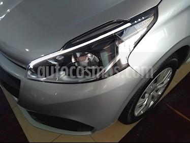 Peugeot 208 Active 1.6 nuevo color Gris Aluminium precio $1.050.000