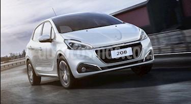 Peugeot 208 - usado (2018) color Blanco precio $950.000