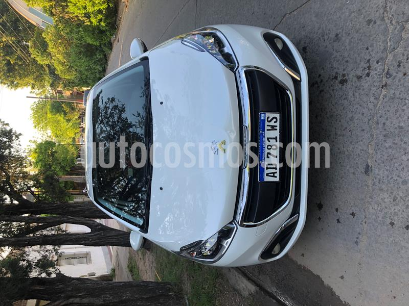 Peugeot 208 Allure 1.6 usado (2019) color Blanco Banquise precio $1.300.000