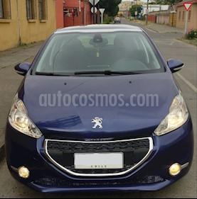 Peugeot 208 1.4L Allure e-HDi 5p usado (2014) color Azul precio $6.150.000