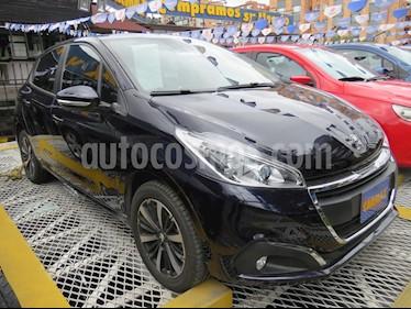 Peugeot 208 1.6L VTi Active Aut  usado (2020) color Azul precio $57.900.000