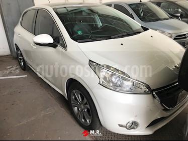 Foto venta Auto usado Peugeot 208 Feline 1.6 Pack Cuir (2014) color Blanco Nacre precio $455.000