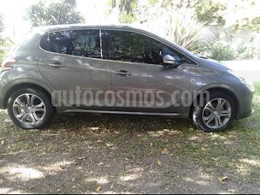 Foto venta Auto usado Peugeot 208 Feline 1.6 Pack Cuir (2016) color Moondust precio $465.000