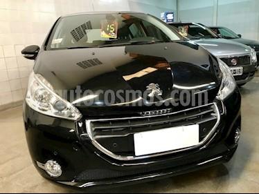 Foto venta Auto usado Peugeot 208 Feline 1.6 Pack Cuir (2015) color Negro Perla precio $440.000