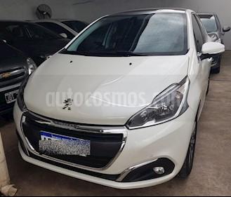 Foto venta Auto usado Peugeot 208 Feline 1.6  (2018) color Blanco precio $550.000