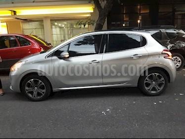 Foto venta Auto usado Peugeot 208 Feline 1.6  (2014) color Gris Aluminium precio $376.900