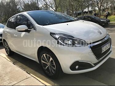 Foto venta Auto usado Peugeot 208 Feline 1.6 (2018) color Blanco precio $700.000