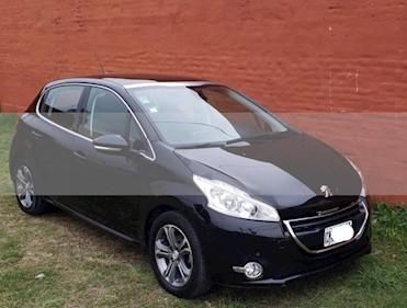 Foto Peugeot 208 Feline 1.6  usado (2014) color Negro precio $435.000