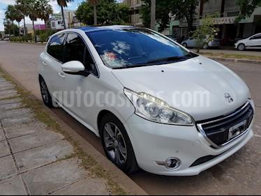 Foto venta Auto usado Peugeot 208 Feline 1.6  (2013) color Blanco Nacre