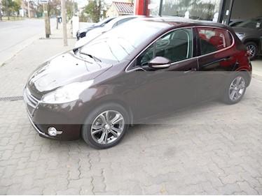 Peugeot 208 Feline 1.6  usado (2013) precio $525.000