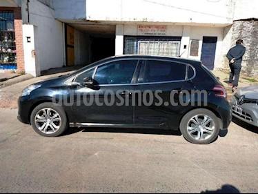 Foto venta Auto usado Peugeot 208 Feline 1.6  (2014) color Negro precio $370.000