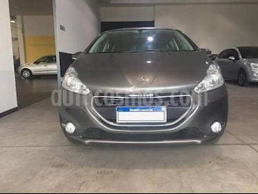 Foto venta Auto usado Peugeot 208 Feline 1.6  (2016) color Gris Oscuro precio $450.000