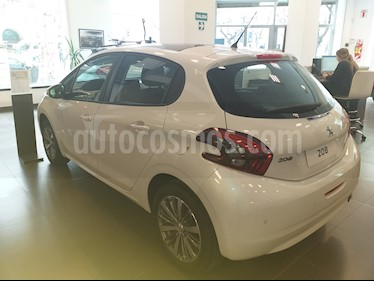 Peugeot 208 Feline 1.6 nuevo color Blanco precio $1.040.387