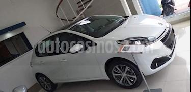 Peugeot 208 Feline 1.6  usado (2019) color Blanco precio $656.000
