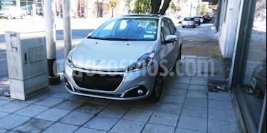 Foto venta Auto usado Peugeot 208 Feline 1.6  (2019) color Gris Claro precio $620.000
