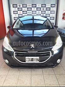 Foto venta Auto usado Peugeot 208 Feline 1.6  (2013) color Negro precio $360.000
