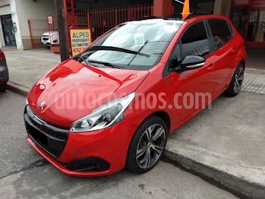 foto Peugeot 208 GT 1.6 THP usado (2017) color Rojo Aden precio $910.000