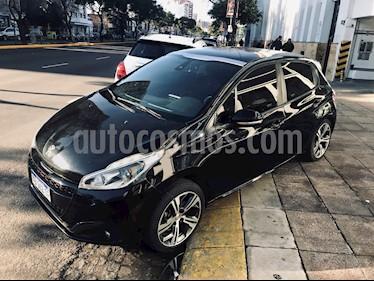 Foto venta Auto usado Peugeot 208 GT 1.6 THP (2017) color Negro Perla precio $635.000