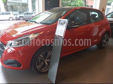 Peugeot 208 GT 1.6 THP nuevo color Rojo Aden precio $1.134.569