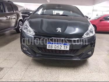 Foto venta Auto usado Peugeot 208 GT 1.6 THP (2017) color Negro Perla precio $599.000