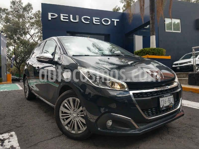 Peugeot 208 1.6L Allure Pack usado (2020) color Gris precio $262,900
