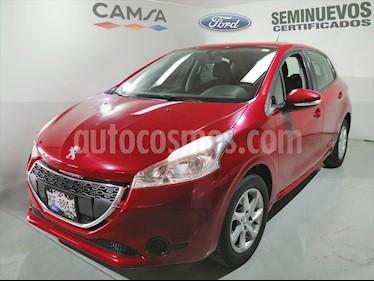 Peugeot 208 ACTIVE usado (2016) color Rojo precio $149,000