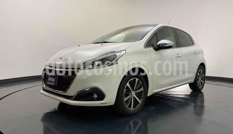Peugeot 208 1.6L Active  usado (2016) color Blanco precio $174,999