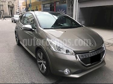 Foto venta Auto usado Peugeot 208 XY 3P (2014) color Gris Cuarzo precio $499.000
