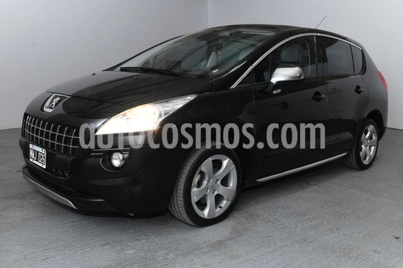Peugeot 3008 SUV GT Line THP Tiptronic usado (2013) color Negro precio $1.030.000