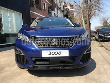 Peugeot 3008 SUV Allure THP Tiptronic nuevo color A eleccion precio $3.835.000